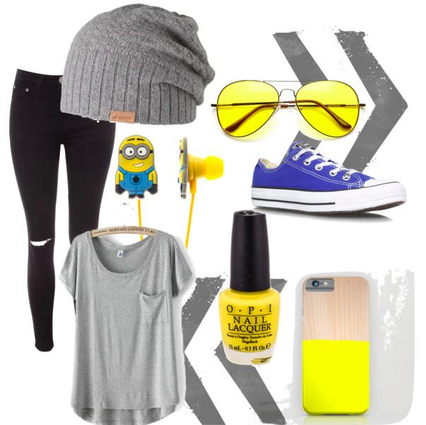 Style Saturday - Minions