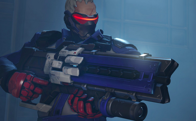 Blizzard Reveal New Overwatch Character: Soldier 76