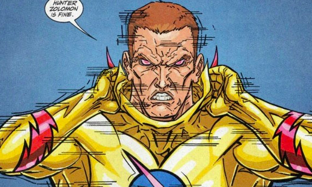 Zoom Confirmed As Main Villain In The Flash Season 2