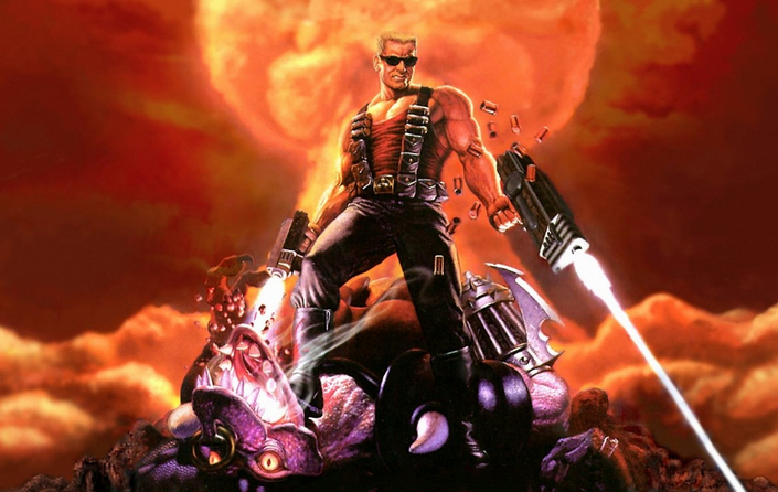 Gearbox Has Been Working On Concept Ideas For A New Duke Nukem Title