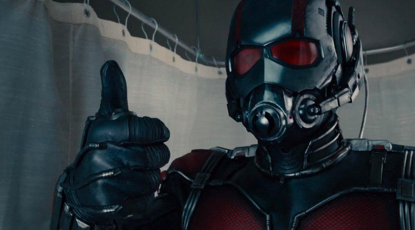 Marvel's Ant-Man Falls Below Expected Box Office Sales