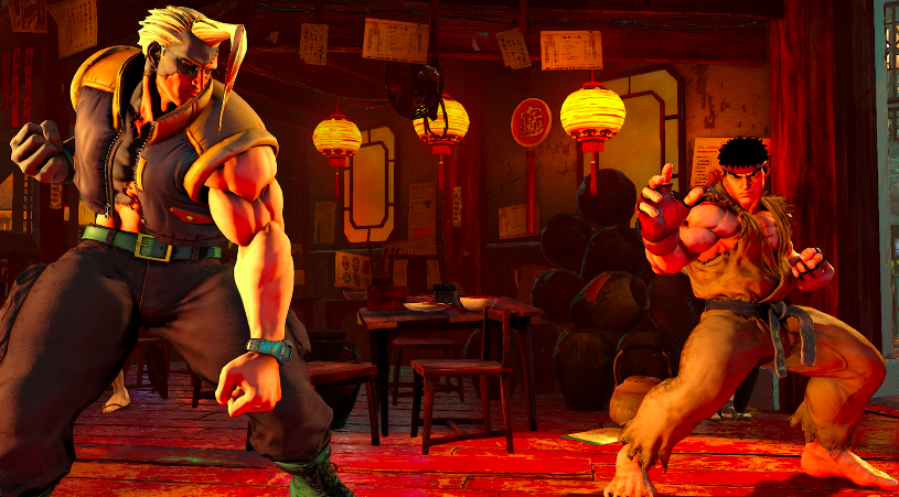 All Street Fighter V Post-Launch Gameplay Content To Be Earned In Game