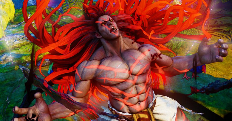 Necalli Revealed As First New Street Fighter V Character