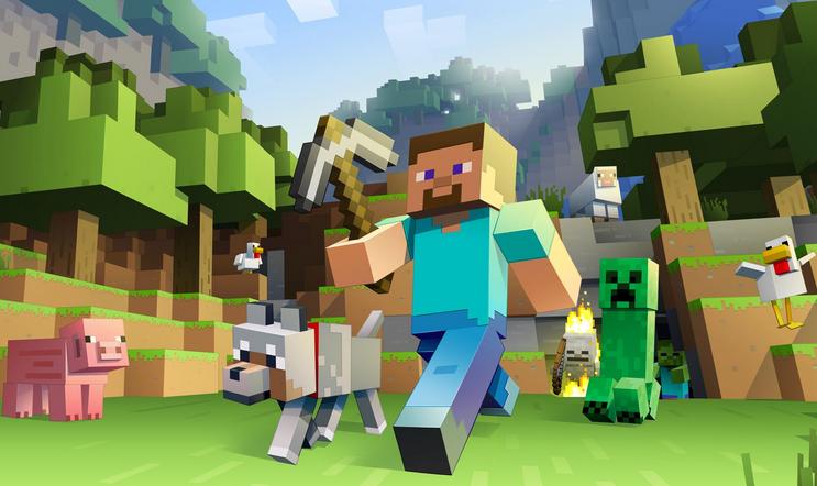 Rob McElhenney Chosen As Minecraft Director