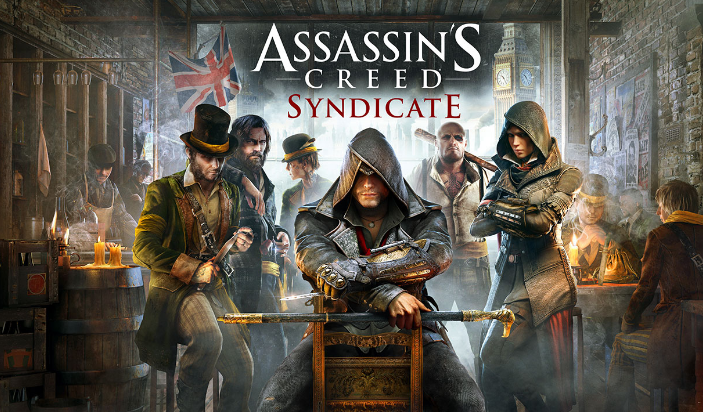 Assassin's Creed: Syndicate Playable At Gamescom