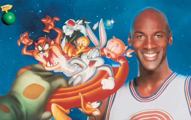 There Might Be A Space Jam 2 On The Horizon