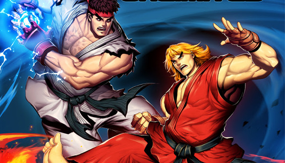 Street Fighter Unlimited Comic Series Announced