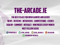 The Arcade Twitter Header 2
