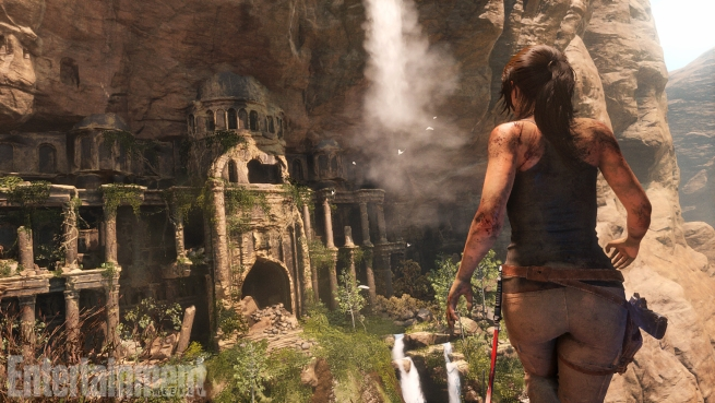 Square Enix Shows Off New Rise Of The Tomb Raider Environments