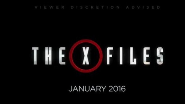 The First X-Files Teaser Is Now Out There