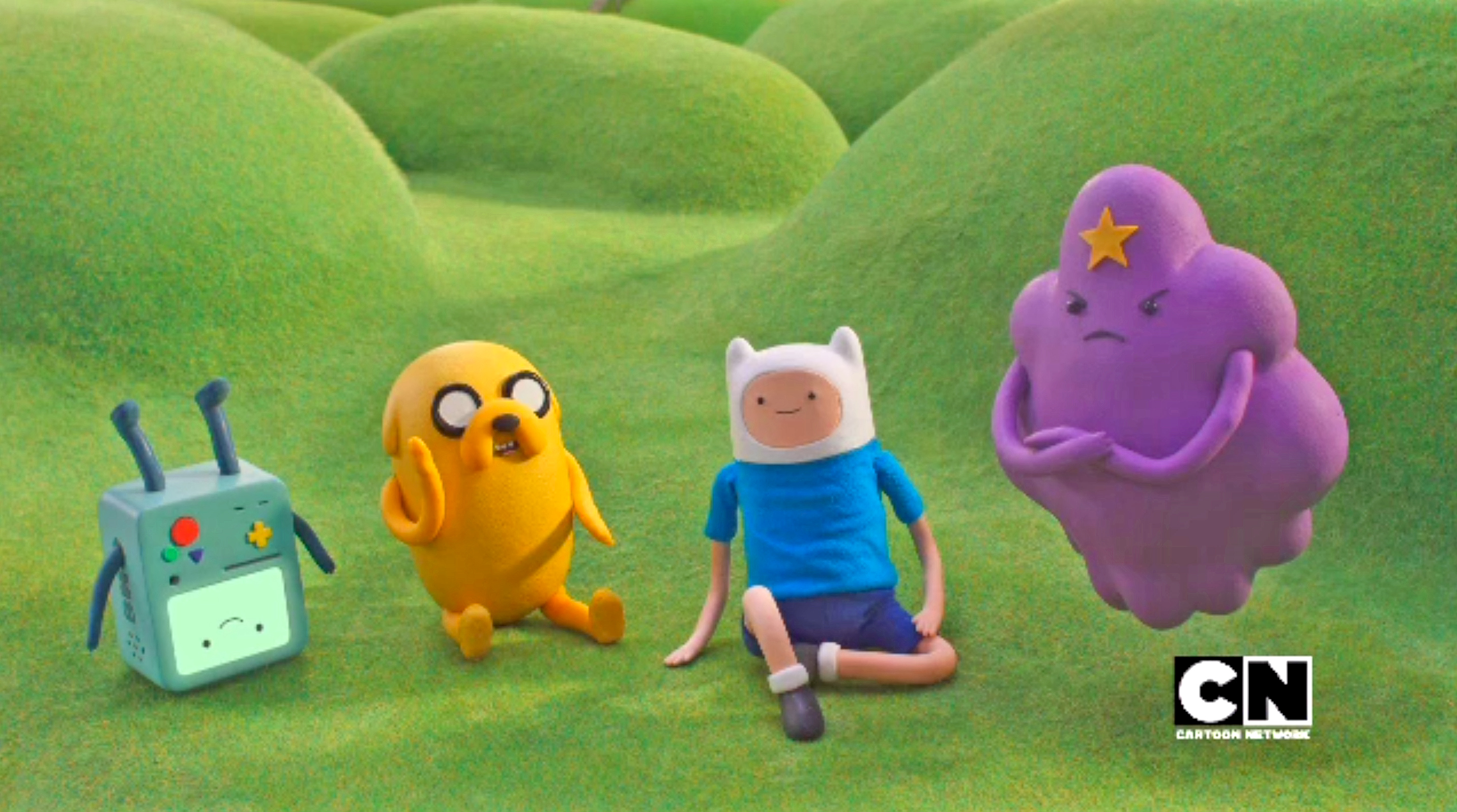 Adventure Time Stop Motion Episode Preview