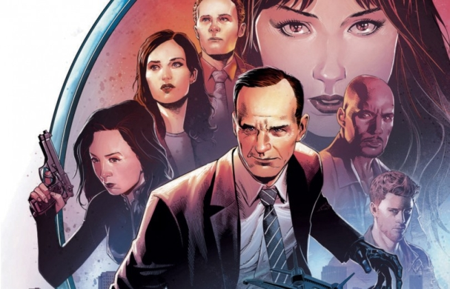 Comic Con Poster for Marvel's Agents Of S.H.I.E.L.D. Released