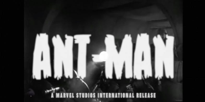 Ant-Man Takes A Trip To The 1950s In This Epic Movie Trailer