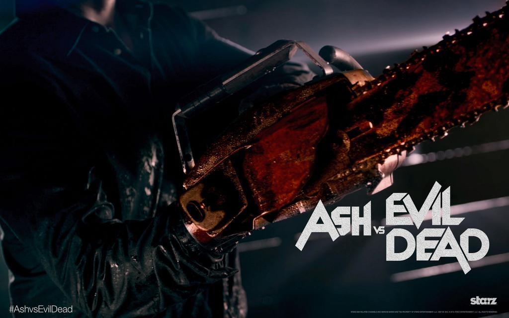 New Ash Vs. Evil Dead Trailer Unveiled At SDCC