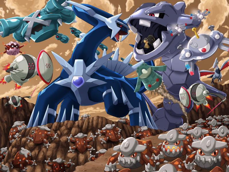 Video: Metal Pokémon Theme