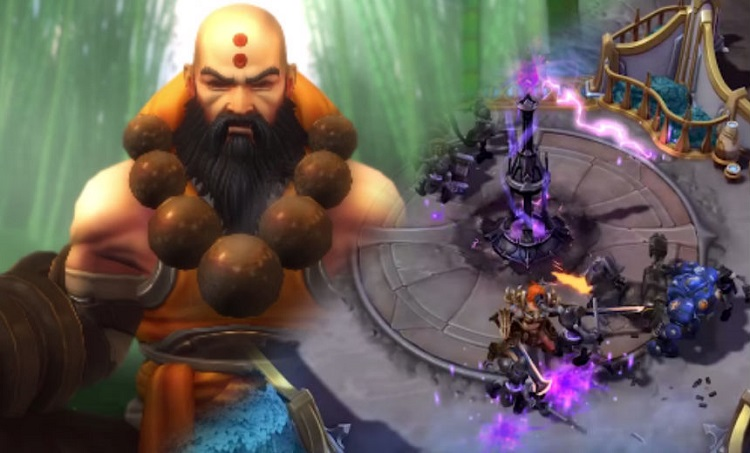 Kharazim Announced For Blizzard Heroes Of The Storm