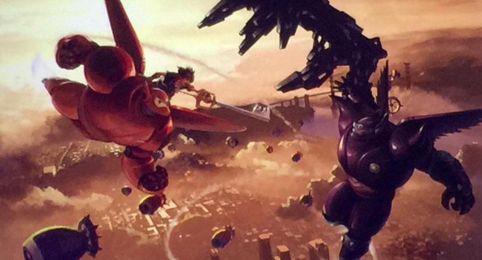 Kingdom Hearts III To Feature Big Hero 6 World