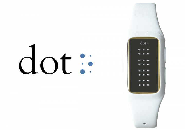 South Korean Company Announces Braille Smartwatch