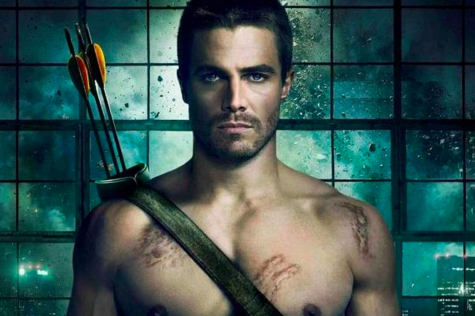 Love Is In The Air For Oliver Queen In Arrow Season Four
