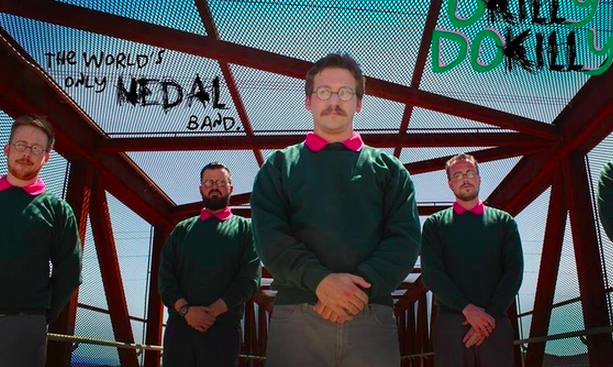 Okilly Dokilly, The World's First Ned Flanders Themed Metal Band