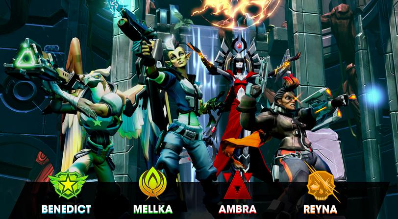 Gamescom 2015: Battleborn