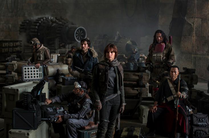Star Wars Rogue One Cast Announced, Includes Alan Tudyk, Fiz Ahmed