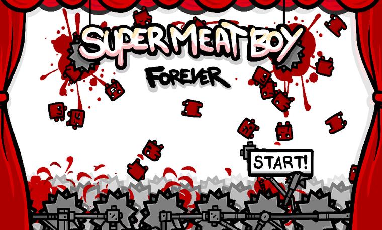Super Meat Boy Forever Returns To Development