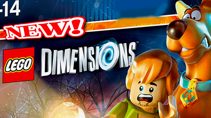 New Lego Dimensions Trailer Reveals Scooby-Doo