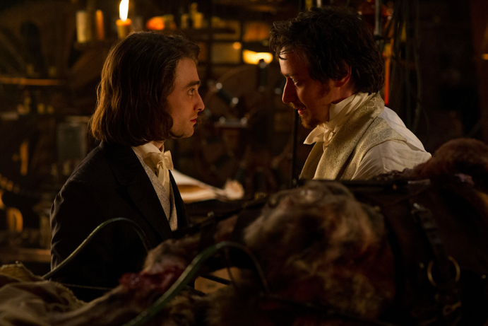 Victor Frankenstein Trailers And Poster Released