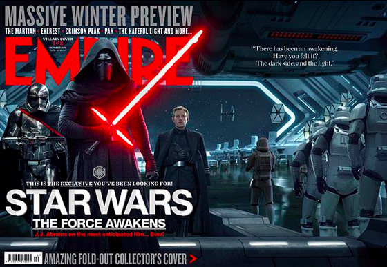 Star Wars Takes Over Empire In New Covers
