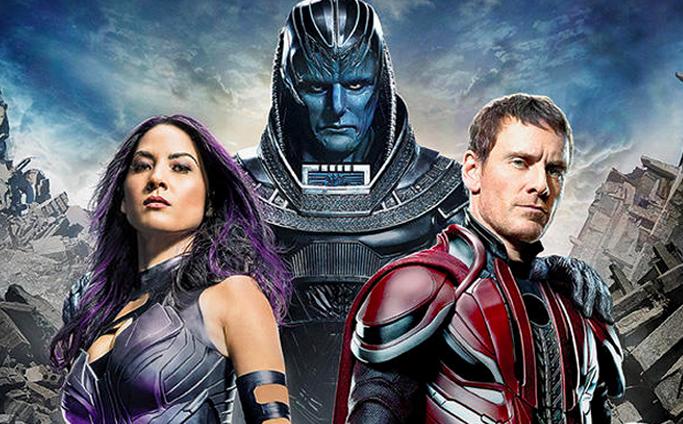 X-Men: Apocalypse Principle Photography Has Wrapped