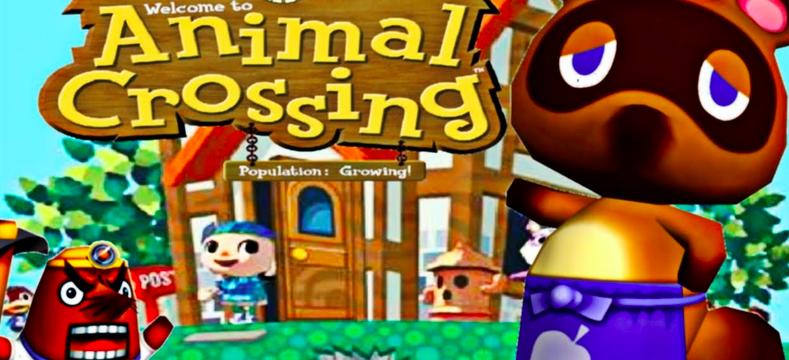 Animal Crossing Wild World The Arcade