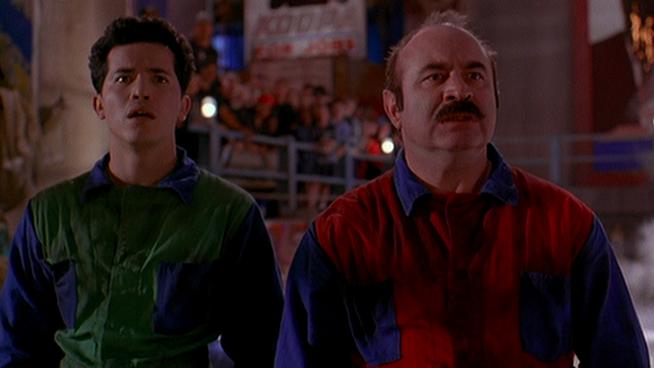 Screen Savers: Super Mario Bros. (1993)