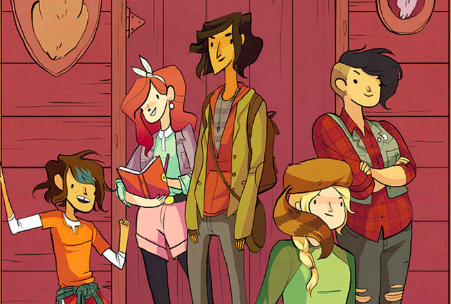 Opinion: Lumberjanes – Diversity To The Max!