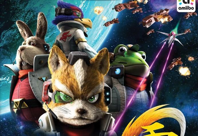 Star Fox Zero's Release Date Confirmed To Be 2015