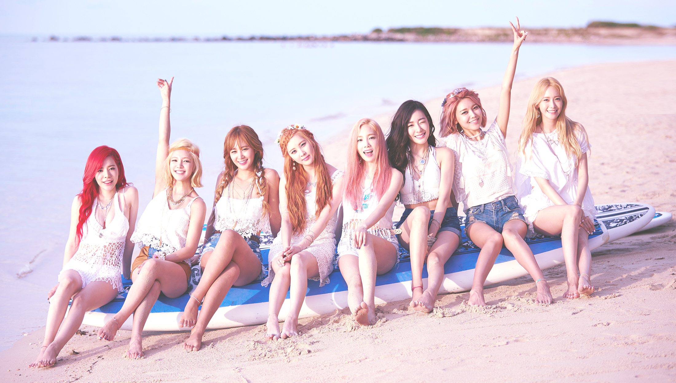 Girls Generation Releases Tracklist for Upcoming 'Lion Heart' Album