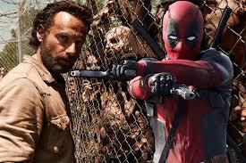 Video: Rick Grimes Vs. Deadpool In The Walking Deadpool