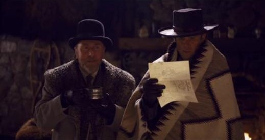 Tarantino's The Hateful Eight Gets Awesome First Trailer