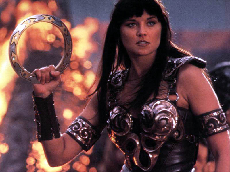Xena Reboot Confirmed For Development Stage
