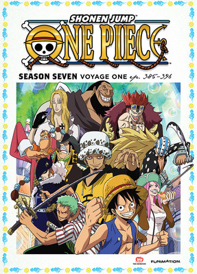 Funimation Unveil Dub Cast For One Piece Season 7