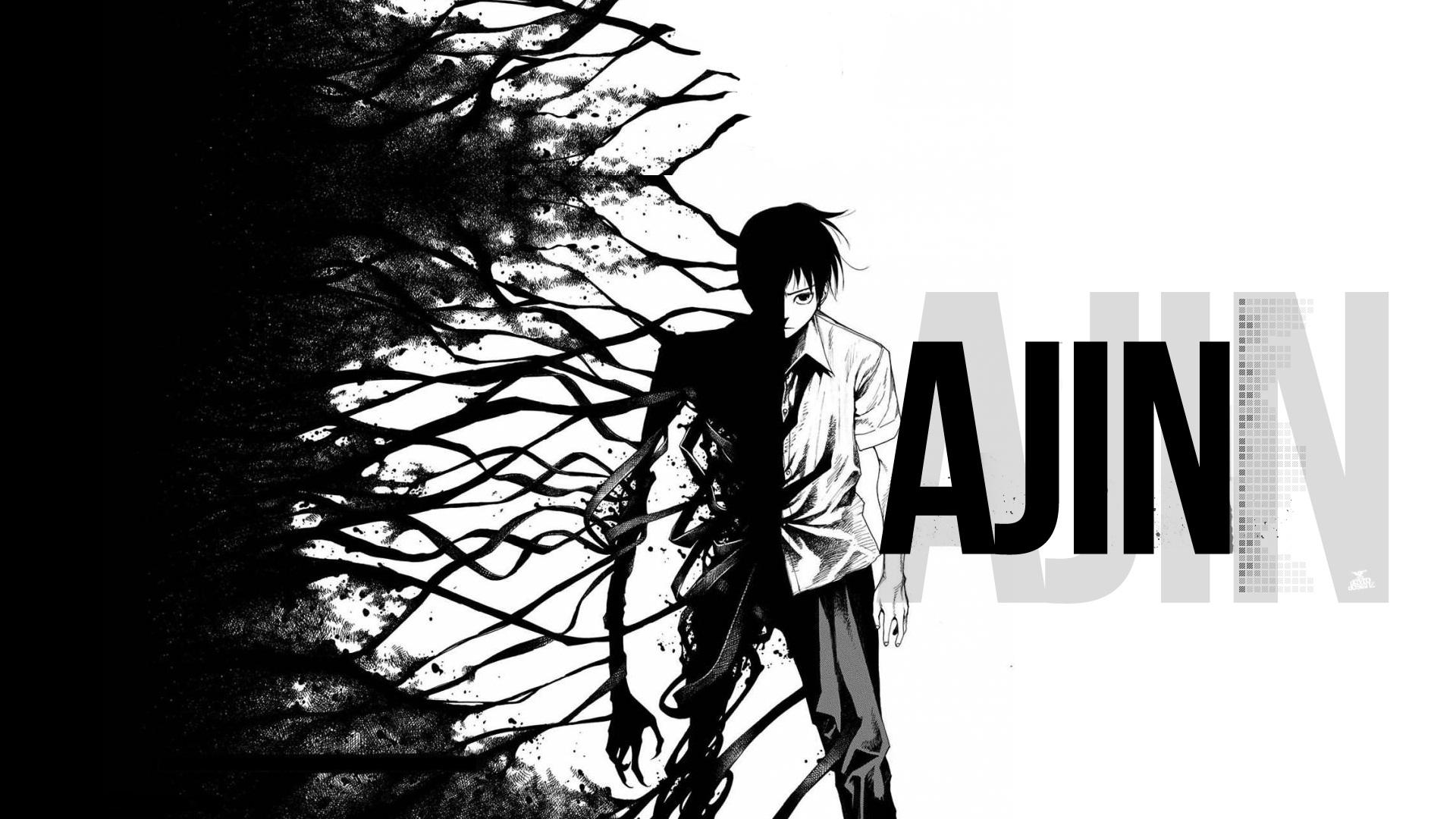 Netflix Announces Global Release Of New Anime Series AJIN: Demi-Human
