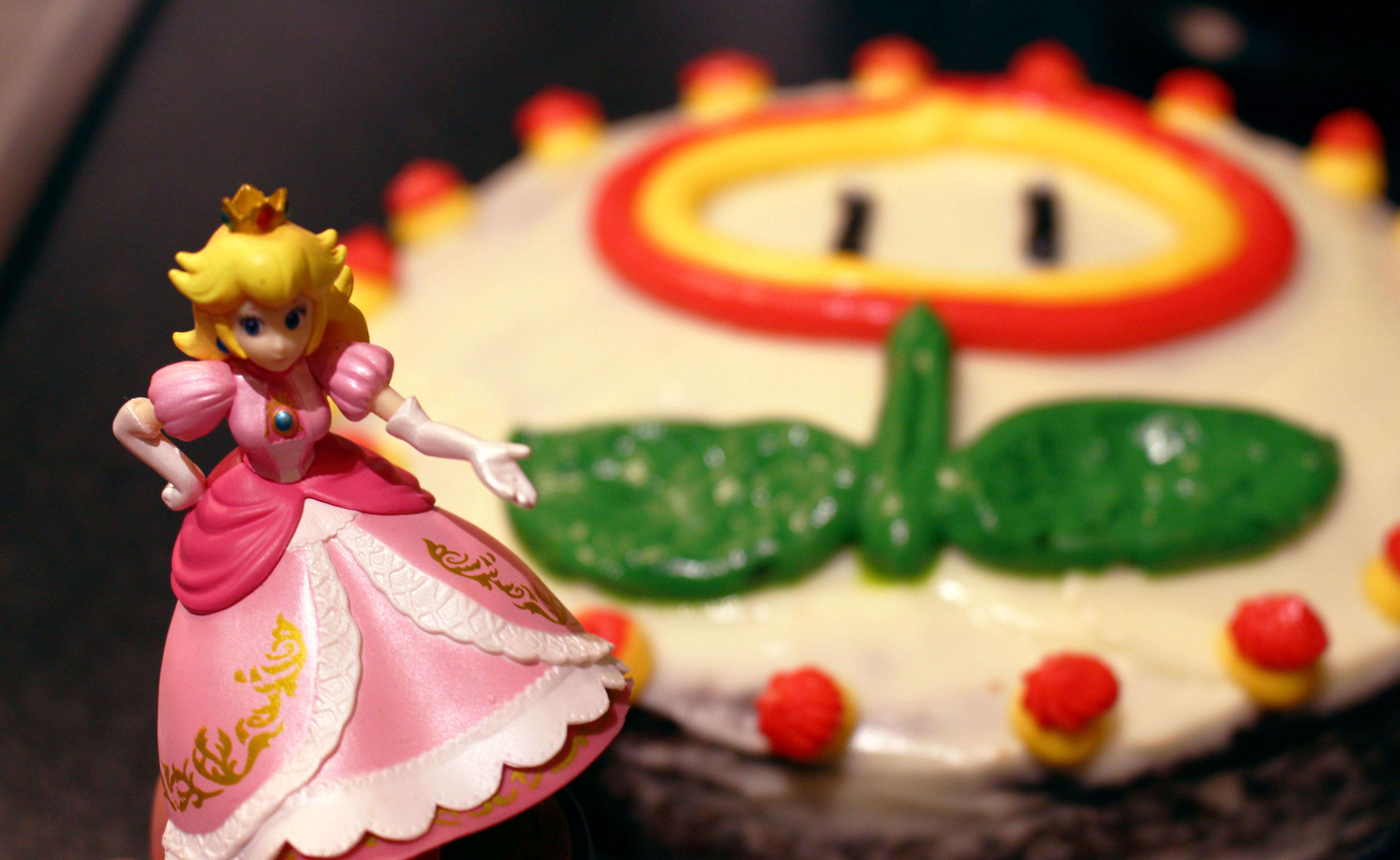 Fireflower Cake