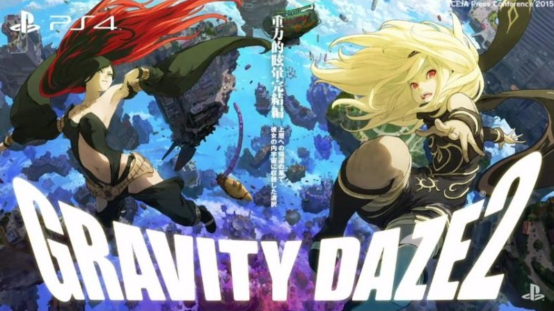 Gravity Rush 2 Announced At Tokyo Game Show, Coming 2016