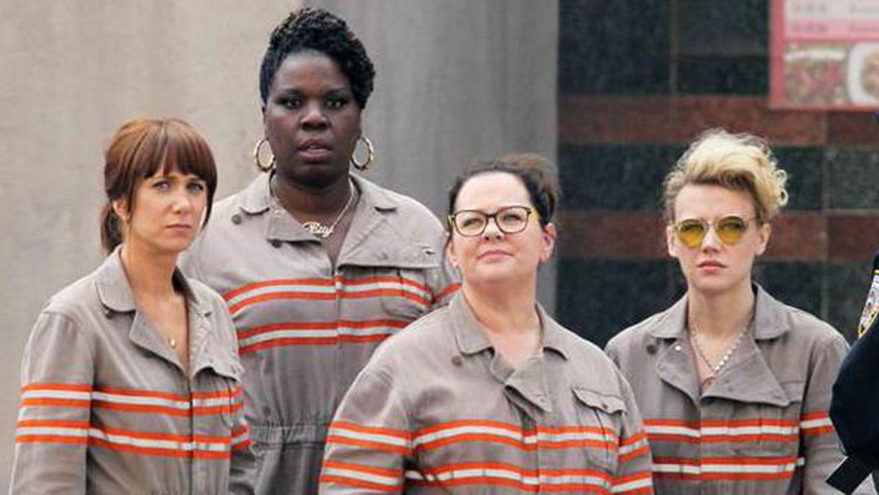 New Ghostbusters Wraps Up Filming, Ernie Hudson Films Cameo