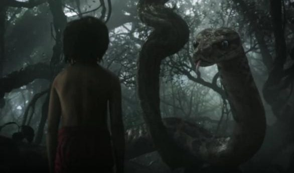 Trust In Kaa For First The Jungle Book Live-Action Movie Trailer