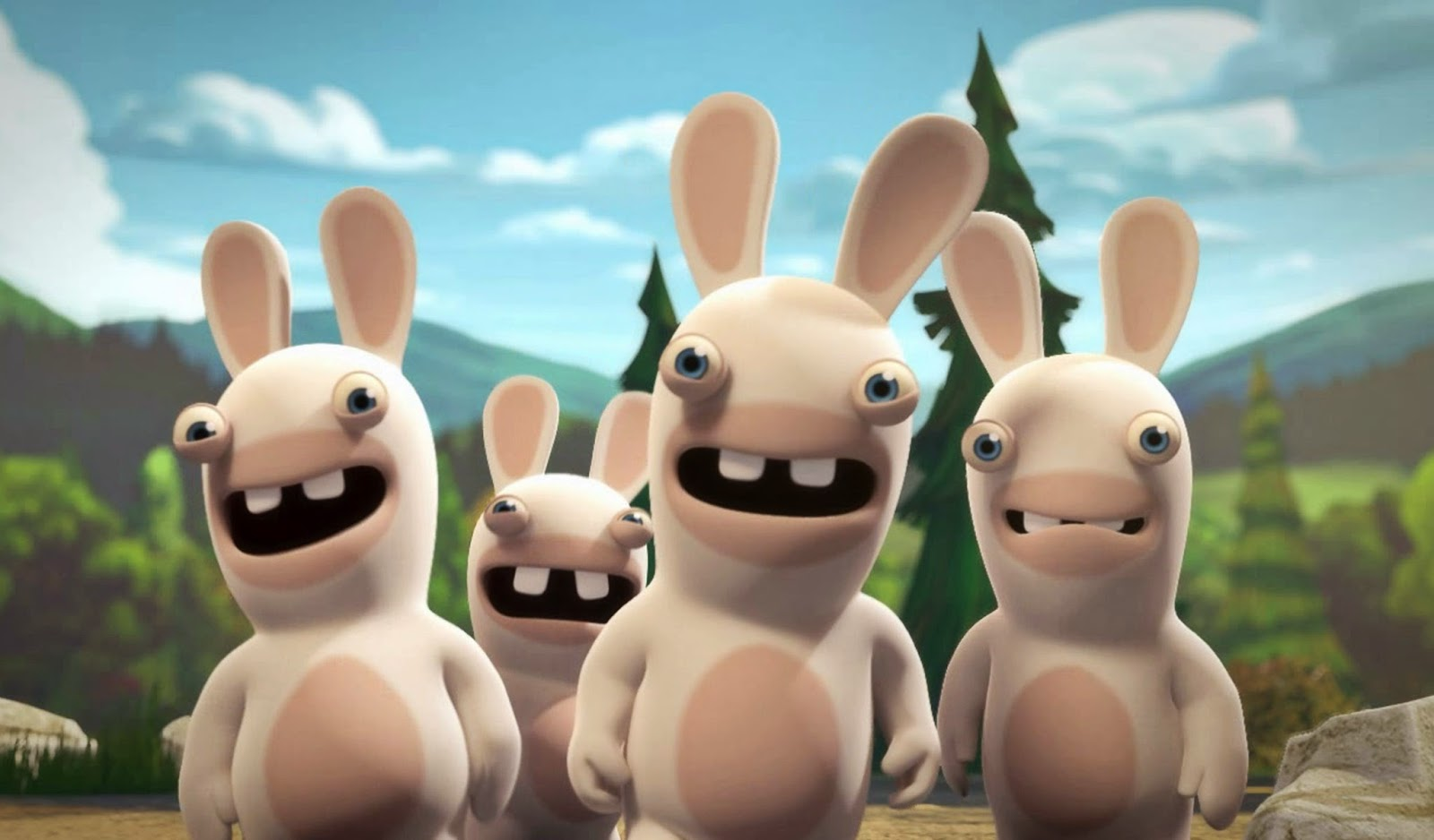 Rabbids Appisodes Interactive TV Show Now Available On Android