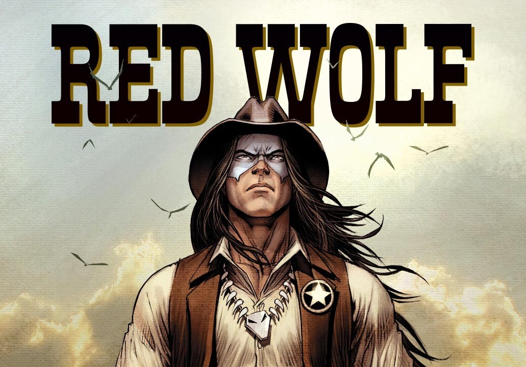 Marvel Announce Red Wolf, Their First Native-American Solo Ongoing Comic
