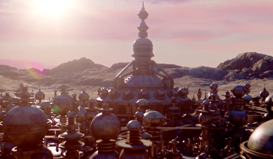 The Tourist's Guide To The Whoniverse: Skaro