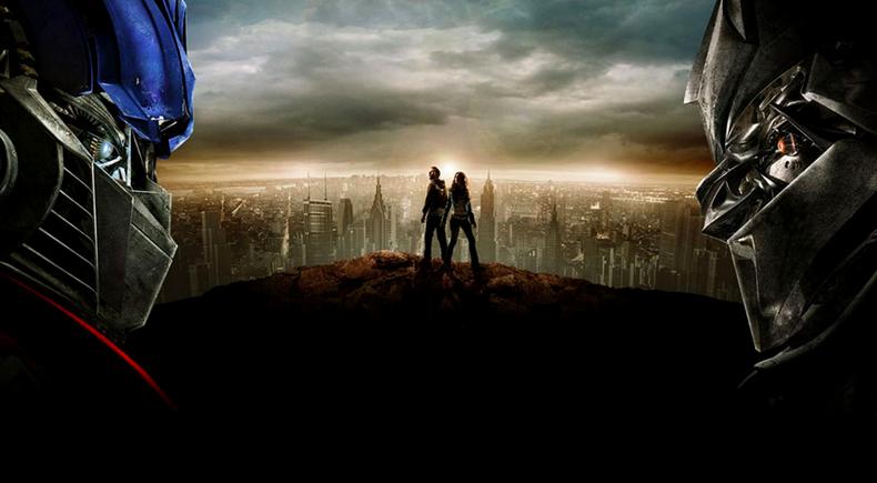 Screen Savers: Transformers (2007)