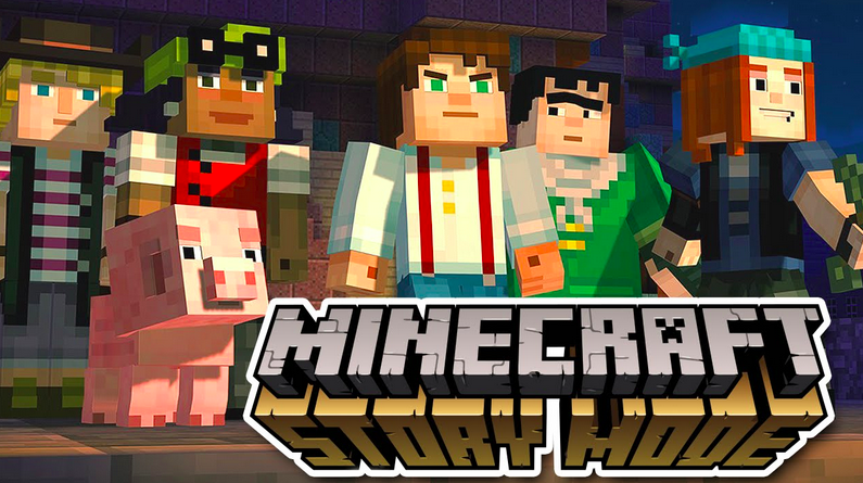 Release Date For Minecraft: Story Mode Listed On Amazon